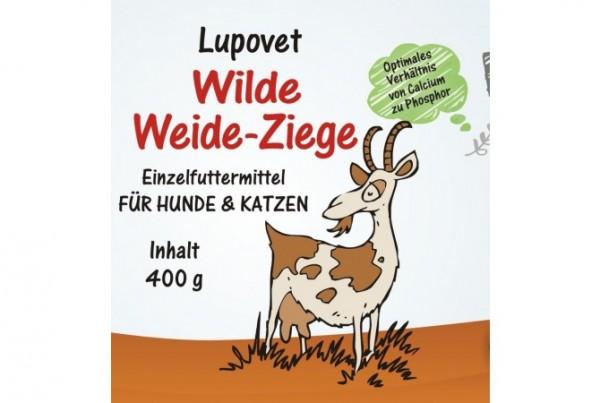 Wilde Weide-Ziege