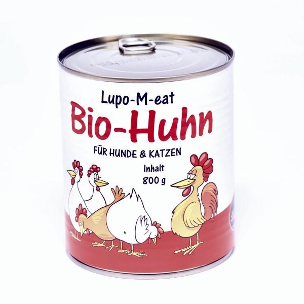 LupoVet Bio-Huhn 800 g