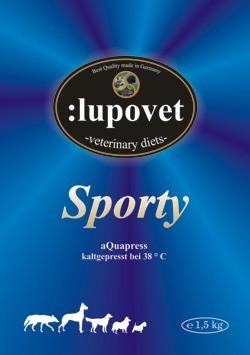 LupoVet Sporty