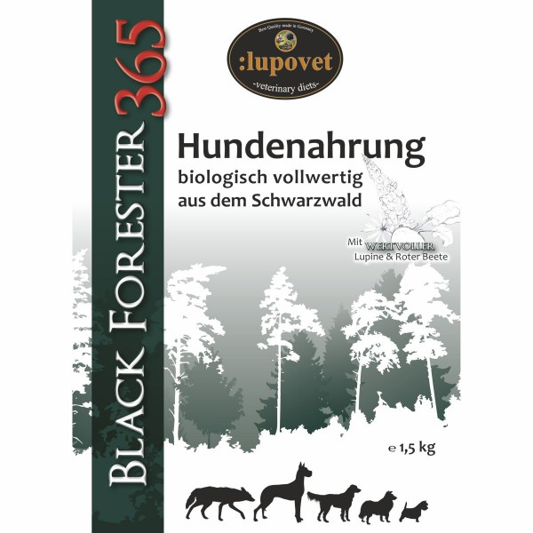 Black Forester 365 1,5 kg